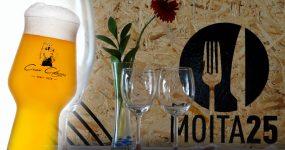Vem ao MOITA 25 (Anadia) beber uma cervejinha artesanal à conta do Ainanas!