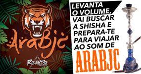 Prepara-te para 1001 Noites a Bombar ao Som de AraBjC by DJ RICARDO QUEIRÓS