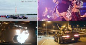 RIGA: Fast and Furious no coração dos Países Balticos!