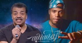 Neil deGrasse Tyson deixa Rapper Idiota K.O.