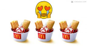 OMG! McDonalds Juntou Tarte de Maçã e Sundae numa só sobremesa!