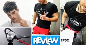 MEIZU EP52: fantásticos headphones desportivos bluetooth