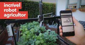 FARMBOT: Robot Agricultor é Incrível
