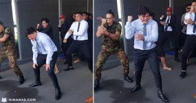 ARREPIANTE HAKA no Funeral Maori de um Rapaz que se Suicidou