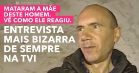 Entrevista Mais Bizarra de Sempre na TVI