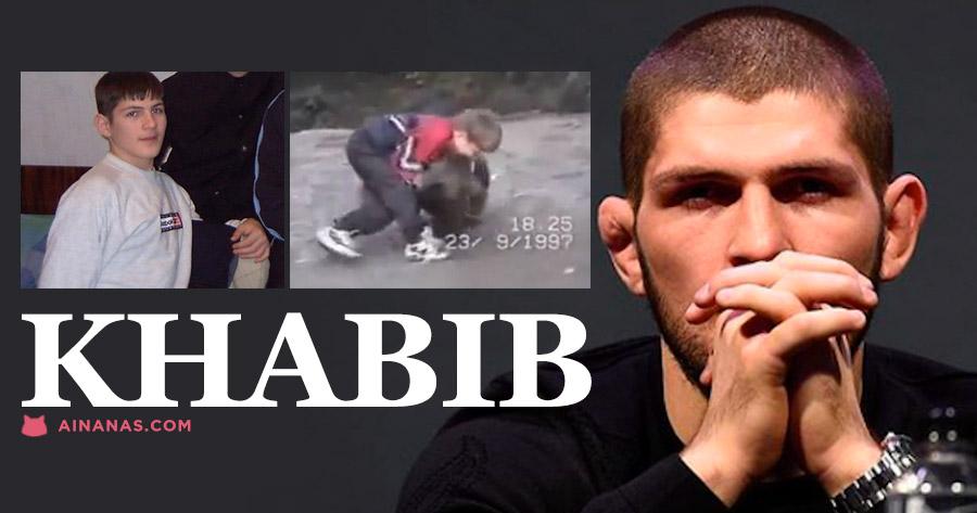 Vê o VIDEO ÉPICO que o Khabib fez para a Reebok