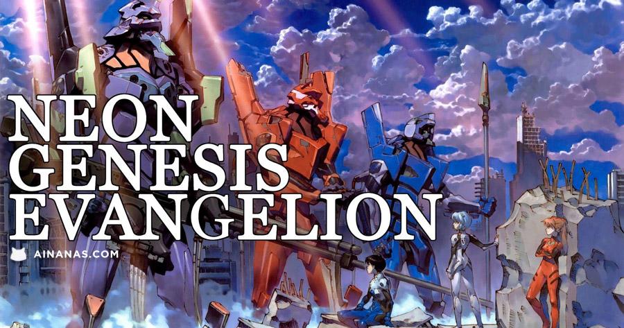 Neon Genesis Evangelion: Série lendária chega à Netflix