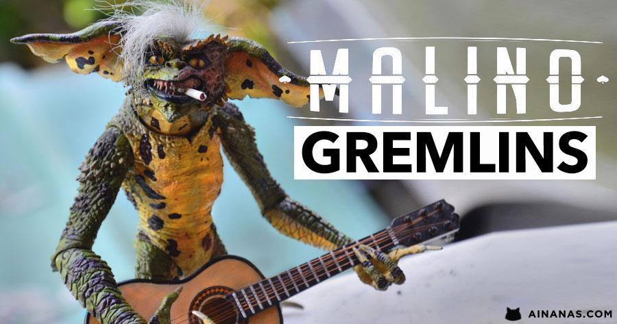 GREMLINS estão à solta na nova dos MALINO