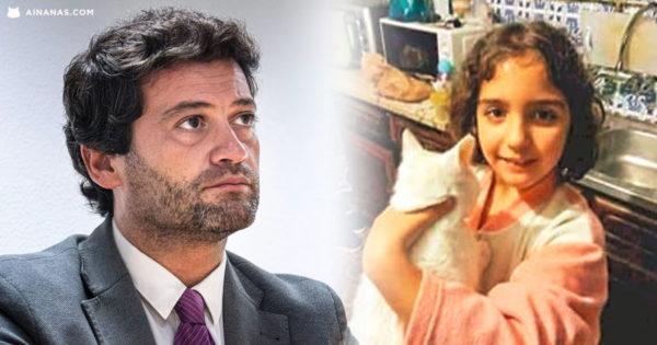 André Ventura aproveita caso Valentina para defender PRISÃO PERPÉTUA