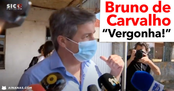 BRUNO DE CARVALHO está de volta e critica jornalistas