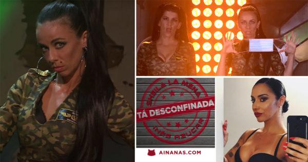 Filomena Cautela e Inês LG transformam-se em Anas Malhoas