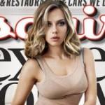 Scarlett eleita a Mulher mais sexy do Mundo.. outra vez!