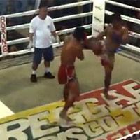 Combate ÉPICO de Muay Thai