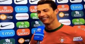 Ronaldo: ÉS O MELHOR DO MUNDO CARALHO!
