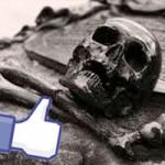 Junta de Freguesia Portuguesa põe Mortos na Internet