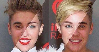 Miley Bieber é o Pagode na Internet