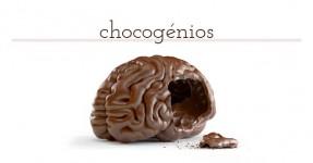 Pessoal inteligente come mais chocolate