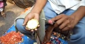 A faca indiana que faz falta lá em casa