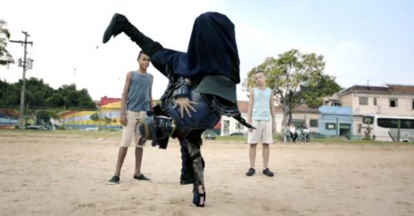 Um Samurai no Brasil