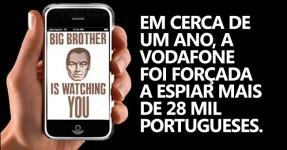 Vodafone Revela Espionagem sobre os seus Clientes