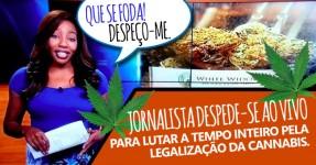 FUCK IT, I QUIT!: Reporter Despede-se Ao Vivo na TV