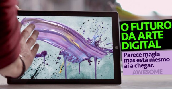Adobe Mostra Futuro da Criatividade Digital
