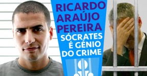 Ricardo Araújo Pereira: Sócrates é um Génio do Crime