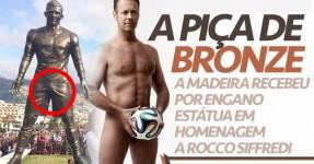 Estátua de Cristiano Ronaldo na Madeira foi Erro dos CTT