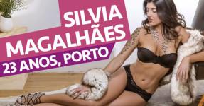 Silvia Magalhães: Instrutora de Fitness 23 Anos (PORTO)
