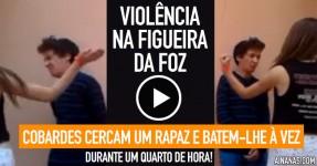 DENUNCIA: Violência na Escola na Figueira da Foz