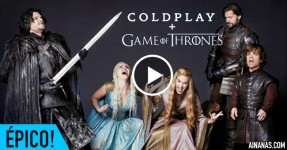 Coldplay + Game of Thrones = MUSICAL ÉPICO