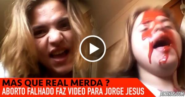 Estrume Humano Faz Video para Jorge Jesus