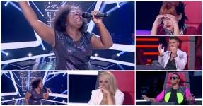 DEOLINDA: Angolana Parte Tudo na Estreia do THE VOICE PT