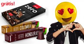 Só o Ainanas é que te PAGA O CAFÉ e ainda oferece um Chocolate!
