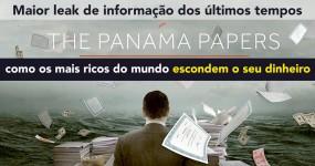PANAMA PAPERS: Leak Revela Como os Mais Ricos do Mundo Escondem o Seu Dinheiro