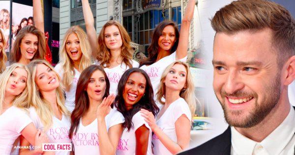 Anjinhas da Victoria's Secret fazem LIP SYNC de Justin Timberlake