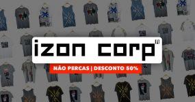 APROVEITA: IZON CORP está com 50% de Desconto