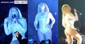 Beyoncé Surpreende com Outfit Mais Arrojado do que o Habitual