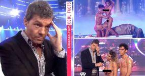 OZZY MAN narra o Strip Dance mais Impróprio da história da Televisão