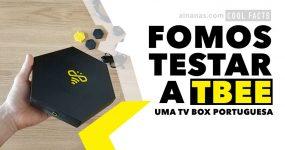 TBEE: Fomos Descobrir uma TV BOX portuguesa