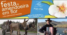 OS PANTOMINEIROS homenageiam Quim Barreiros para promover Festa da Amendoeira em Flor [Foz Côa ]