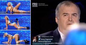 Concorrente RIDICULAMENTE SEXY no Got Talent Roménia