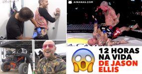 12 HORAS na vida de Jason Ellis