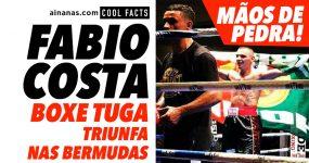 UNDEFEATED: Português Fábio Costa Triunfa nas Bermudas