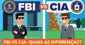 FBI VS CIA: Quais as diferenças?