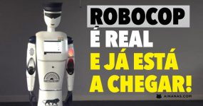 ROBOCOP é Real e já está a chegar!