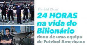 24 HORAS na vida do Bilionário dono de uma Equipa de Futebol Americano