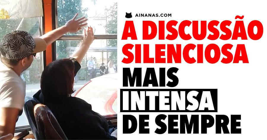 Discussão Silenciosa é a Melhor Cena de Sempre