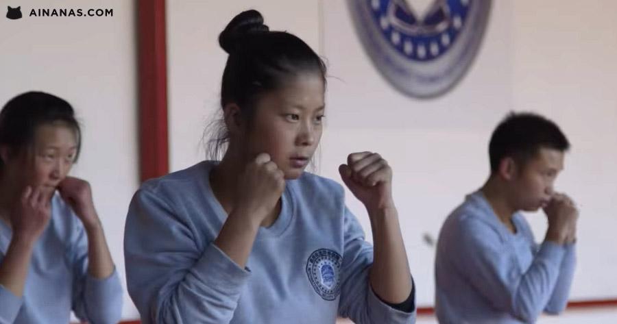 MULHERES Guarda-Costas Pessoais na CHINA