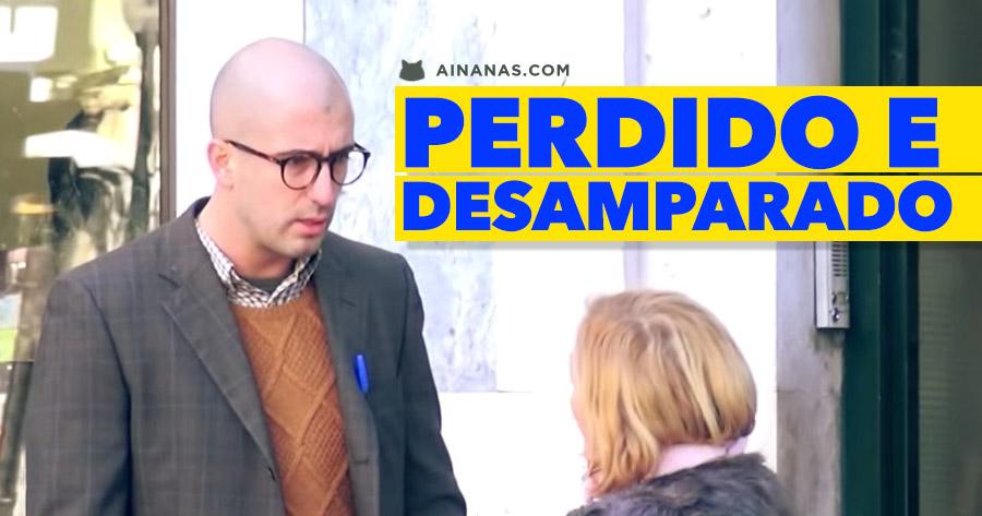 Pierre Zago está COMPLETAMENTE PERDIDO